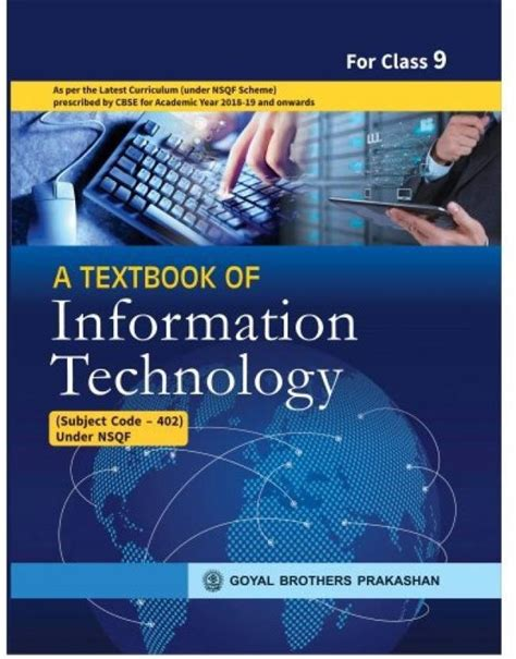 A Textbook Of Information Technology For Class Ix Buy A