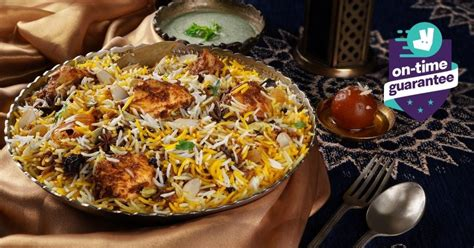 Behrouz Biryani delivery from Business Bay Stables - Order