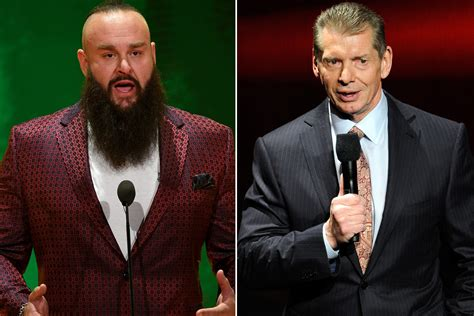 WWE's Braun Strowman contemplated suicide before Vince