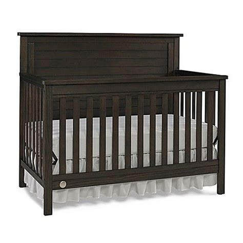 Fisher-Price® Quinn 4-in-1 Convertible Crib in Weathered