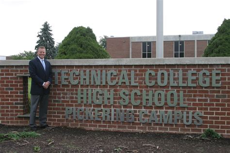 New Year Brings a New Principal to TCHS Pickering