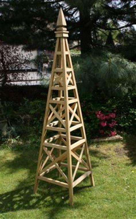 French Tuteur Trellis - WoodWorking Projects & Plans
