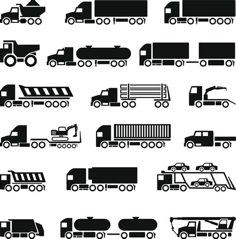 Types of the trailer for truck freight used in Seattle