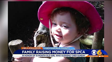 How you can help honor Chesterfield baby who died in her sleep