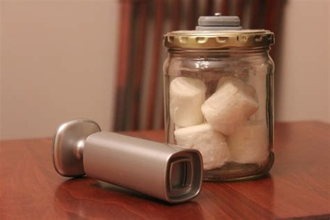 Marshmallows: The Perfect Media for Demonstrating