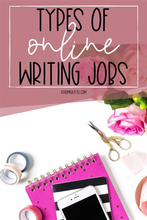 Online Writing Jobs: Works Ideas if you Love to Write – At