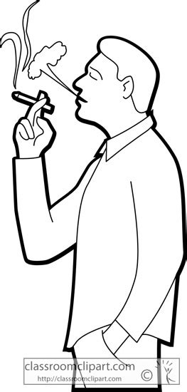 Smoking man clipart 20 free Cliparts   Download images on