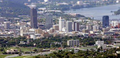 Little Rock, Arkansas, Combats Homelessness With Work And
