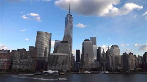 One World Trade Center Freedom Tower Before & After Cruise