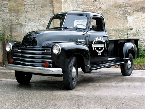 Chevrolet Apache 1950: Review, Amazing Pictures and Images