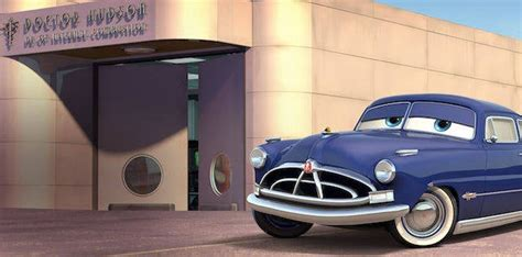 Cars 3 Almost Showed the Death of Paul Newman's Doc Hudson