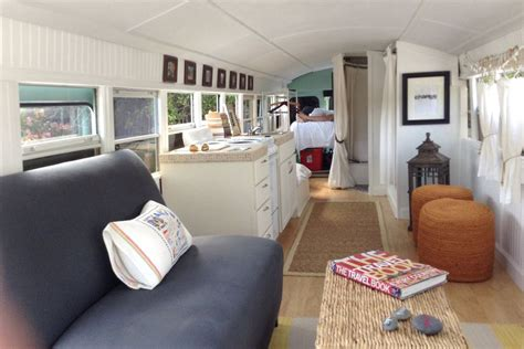 Bus Conversion: Turn a Used School Bus Into a Tiny House
