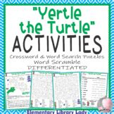 Yertle The Turtle Worksheets & Teaching Resources   TpT