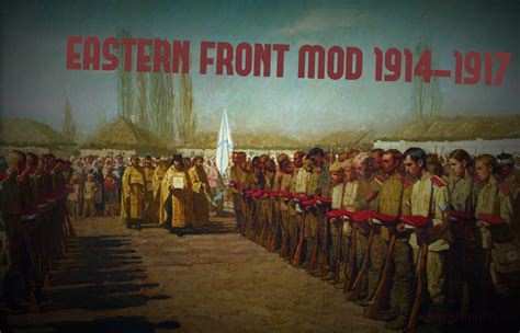 Eastern Front mod 1914-1917