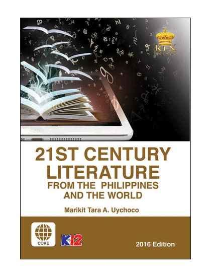 21st Century Literature from the Philippines and,the World