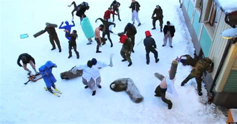 Army Harlem Shake Video: Norway Soldiers' Moves Go Viral