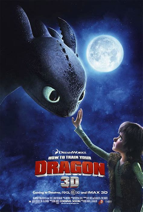 How To Train Your Dragon (IMAX 3D Movie Review) - Rambling