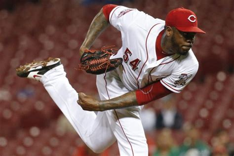 Aroldis Chapman and the hardest throwing pitchers in MLB