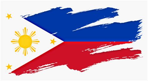 High Resolution Philippine Flag Printable, HD Png Download