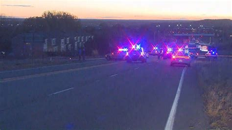 Police involved in deadly shooting outside Fort Carson