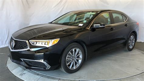 Pre-Owned 2019 Acura TLX FWD 4dr Car in Costa Mesa #