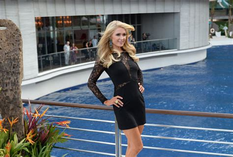 Paris Hilton is planning to open her own hotel in Dubai