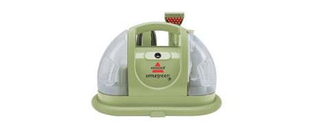 BISSELL 30K4E Little Green Carpet Cleaner Review - In The Wash