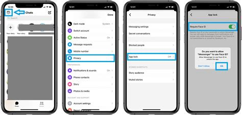 How To Enable Facebook Messenger App Lock Feature On