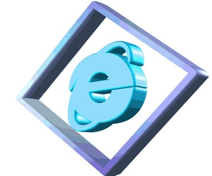 Animated gif of Internet Explorer and free images ~ Gifmania